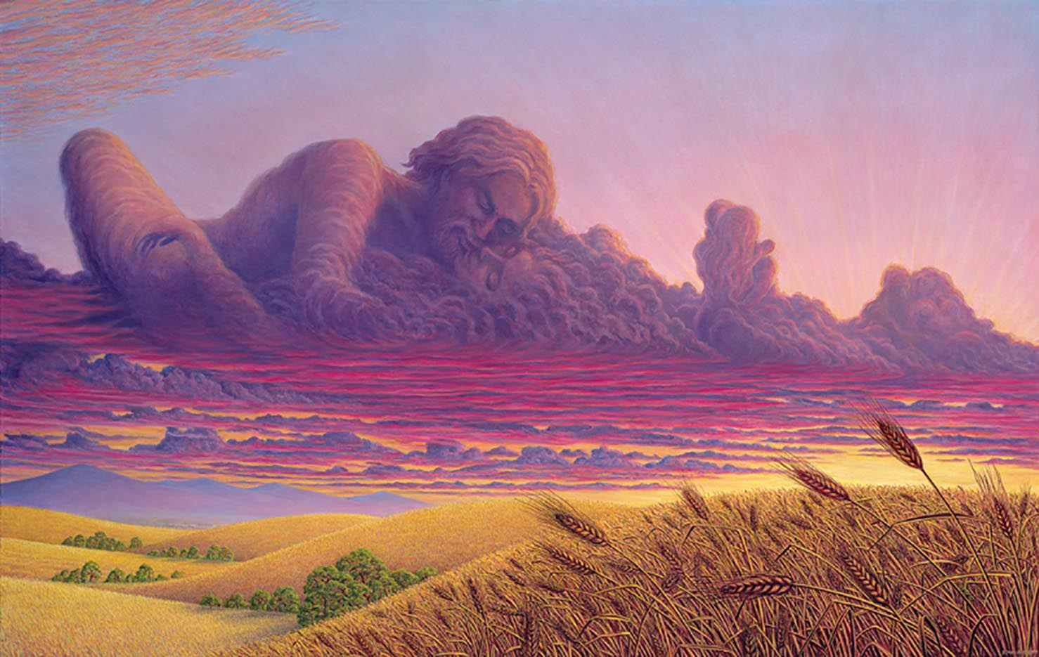 "Марк Хенсон (Mark Henson), ""Nubial Bliss"""