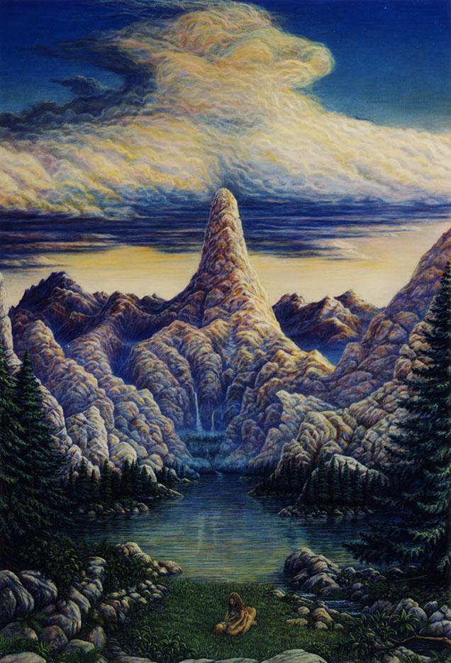 "Марк Хенсон (Mark Henson), ""Nature Lovers"""