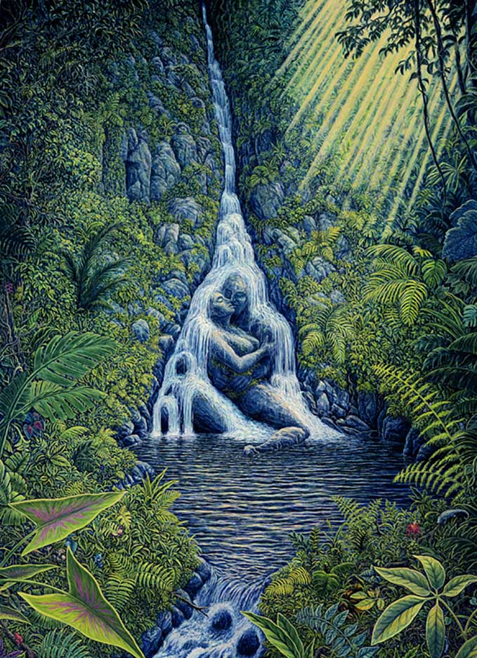 "Марк Хенсон (Mark Henson), ""Ravine Rapture"""