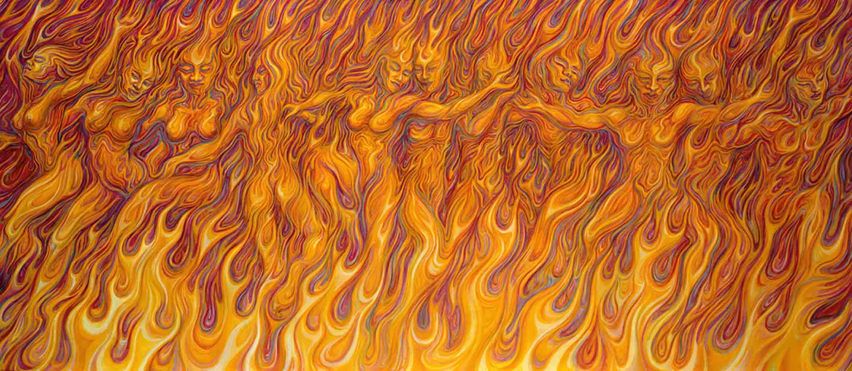 "Марк Хенсон (Mark Henson), ""Flames of Passion"""