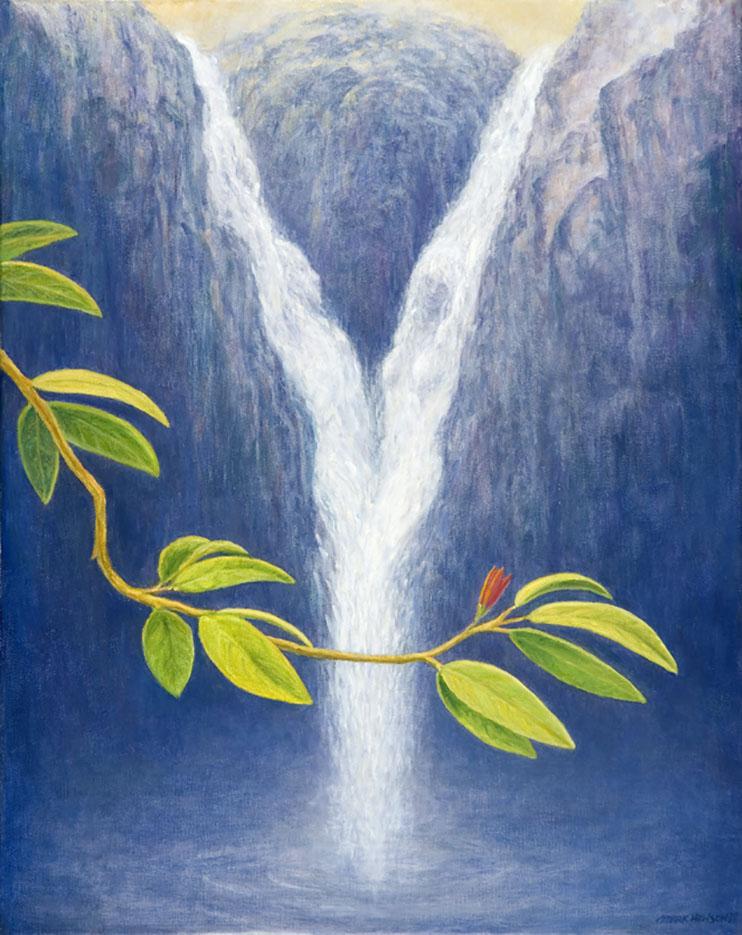 """Марк Хенсон (Mark Henson), """"Waterfall"""""""