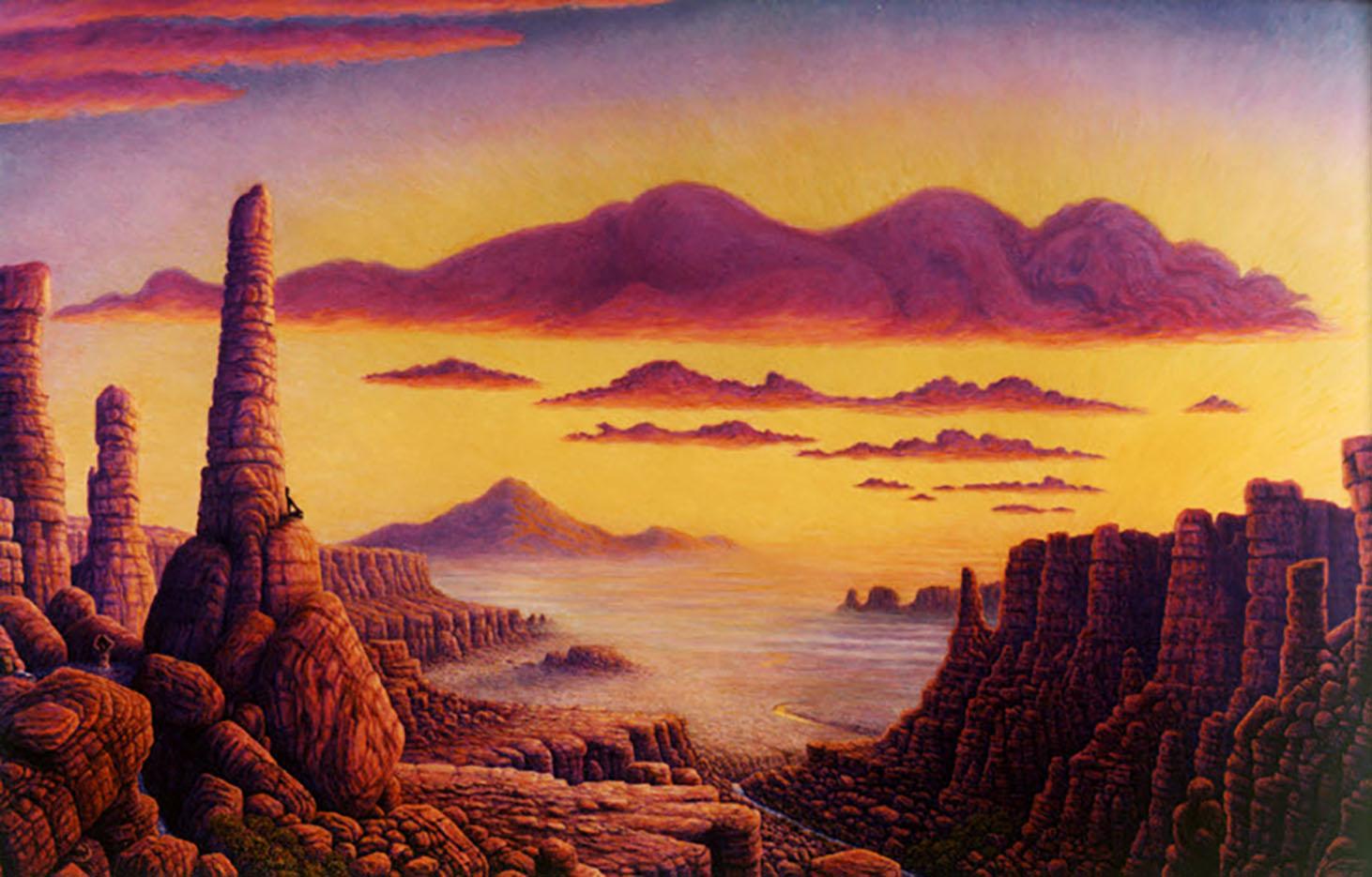 "Марк Хенсон (Mark Henson), ""Grand Canyon"""