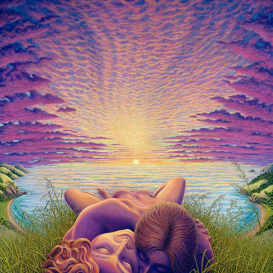 "Марк Хенсон (Mark Henson), ""Sunset Sacrament"""