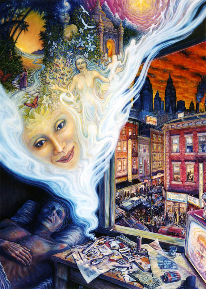 "Марк Хенсон (Mark Henson), ""Illusion of Reality"""