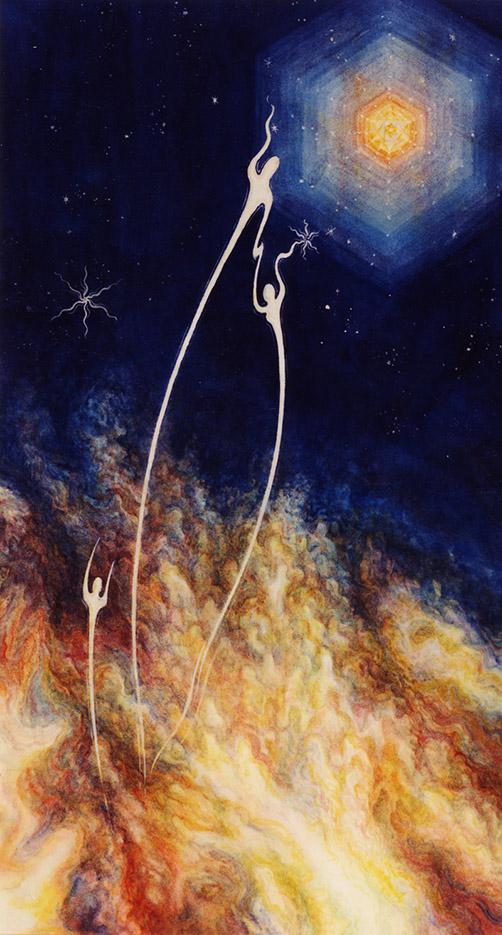 "Марк Хенсон (Mark Henson), ""Spirit Flight"""