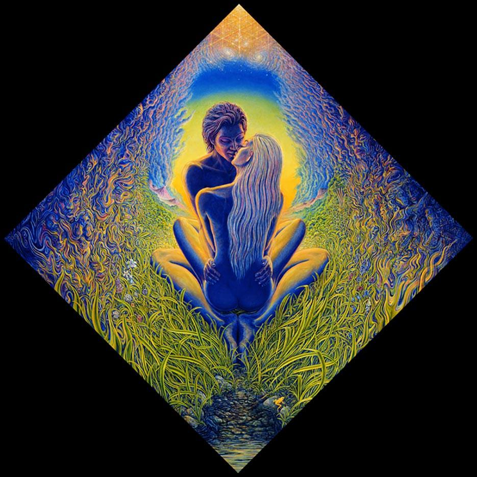 "Марк Хенсон (Mark Henson), ""Between Worlds"""