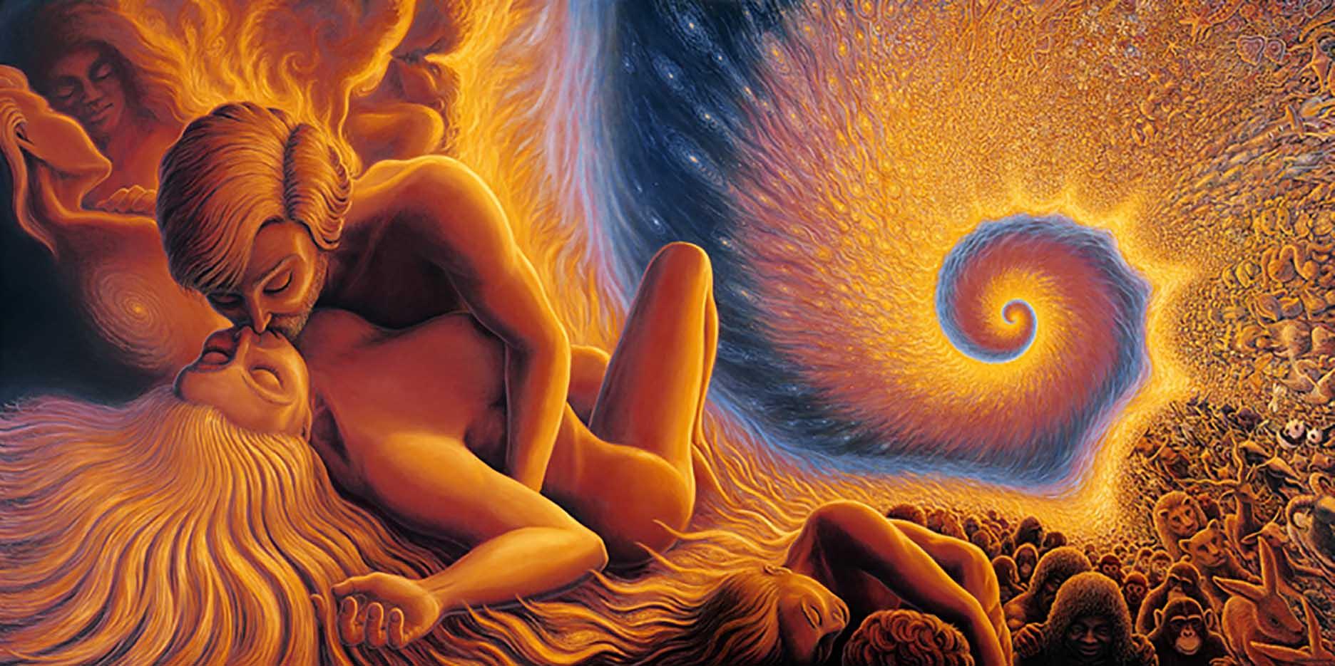 """Марк Хенсон (Mark Henson), """"Spiral Genesis"""""""