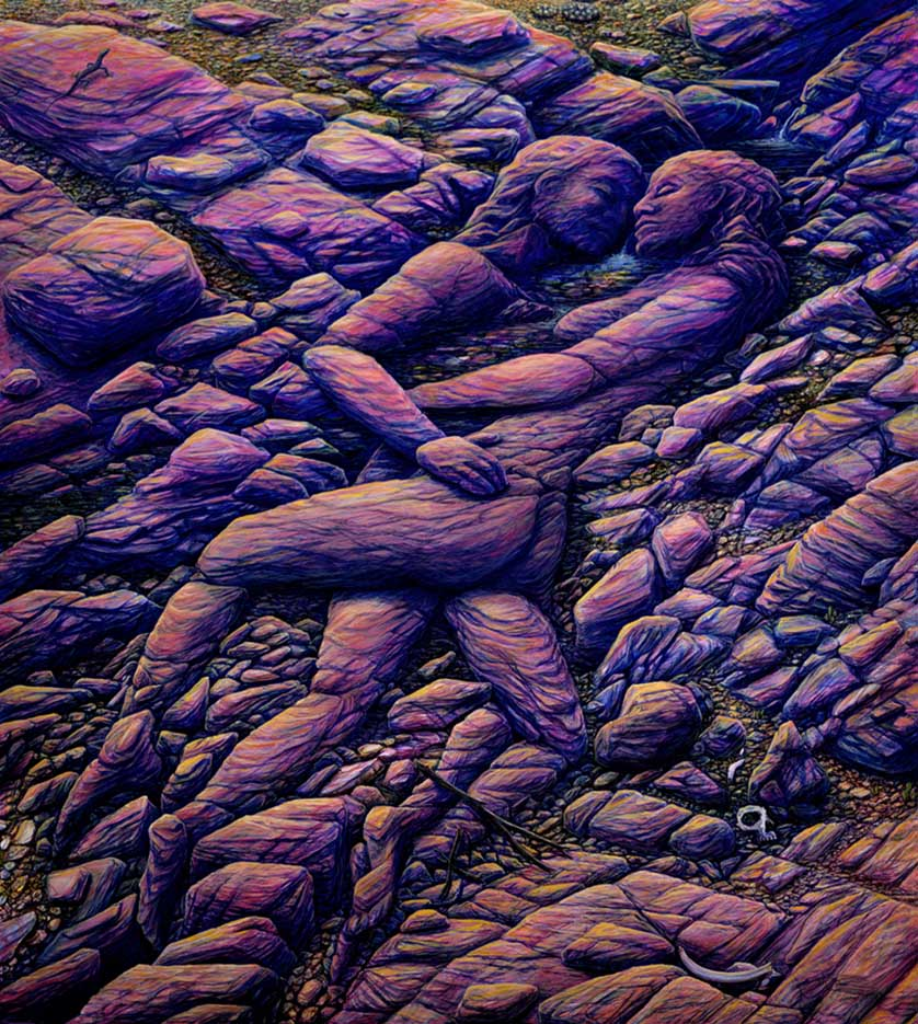 "Марк Хенсон (Mark Henson), ""Desert Life"""
