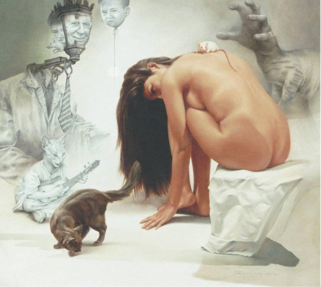 "Джонни Паласиос Идальго (Johnny Palacios Hidalgo) ""Artwork - 17"""