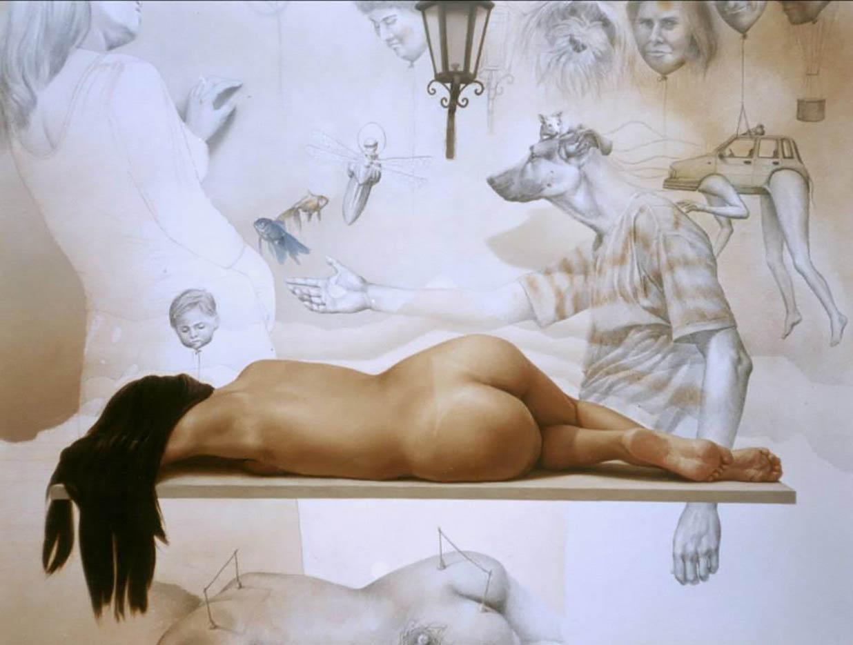 "Джонни Паласиос Идальго (Johnny Palacios Hidalgo) ""Artwork - 18"""
