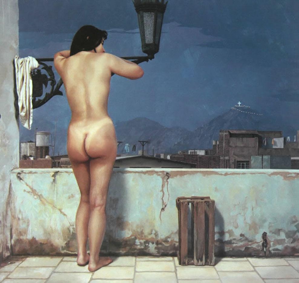 "Джонни Паласиос Идальго (Johnny Palacios Hidalgo) ""Artwork - 29"""