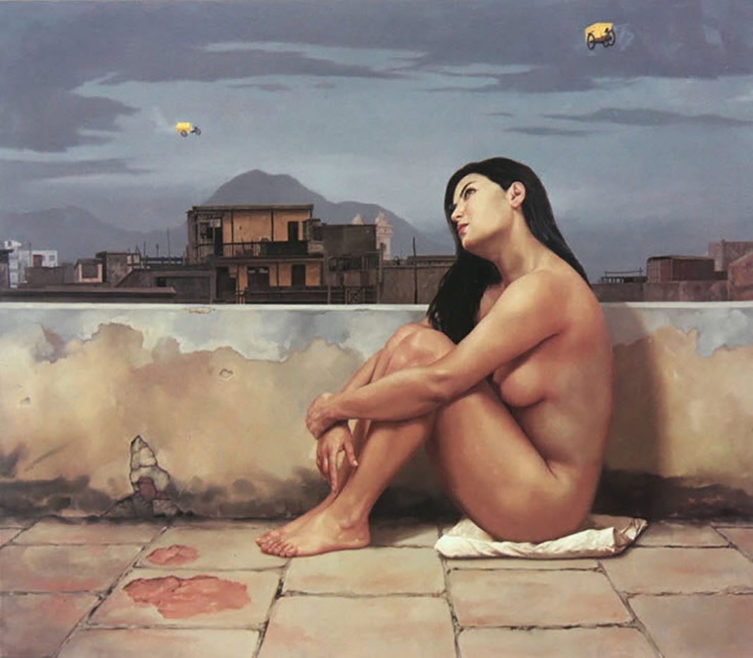 "Джонни Паласиос Идальго (Johnny Palacios Hidalgo) ""Artwork - 32"""