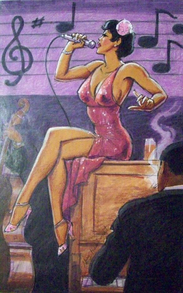 Грег Хильдебрандт (Greg Hildebrandt), Sings the Blues