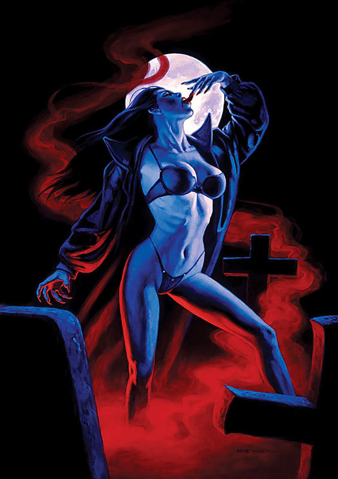Грег Хильдебрандт (Greg Hildebrandt), Vampire Blood Lust