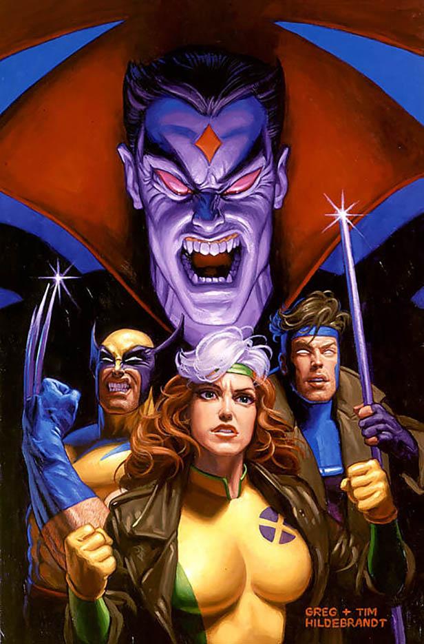 Грег Хильдебрандт (Greg Hildebrandt), Sinister vs. X-men