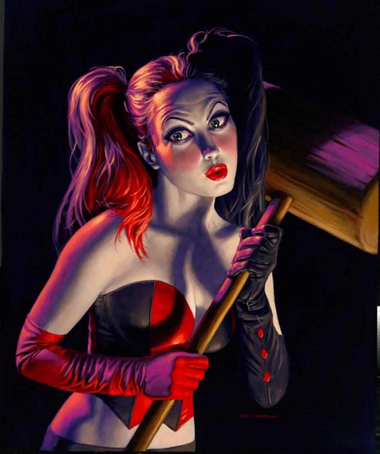 Грег Хильдебрандт (Greg Hildebrandt), Kiss Ya or Kill Ya