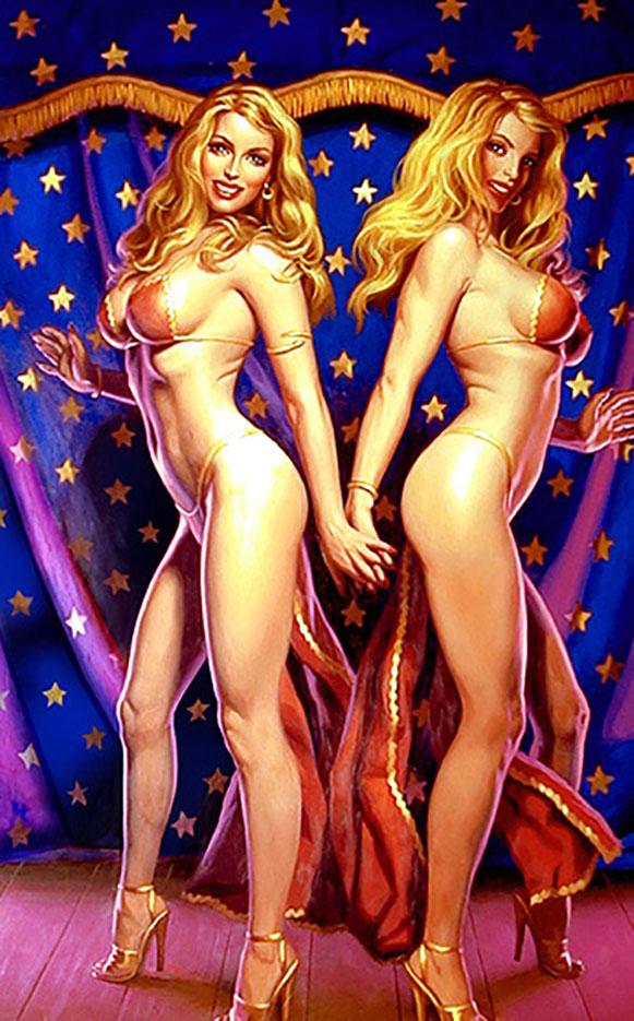 Грег Хильдебрандт (Greg Hildebrandt), Double Your Pleasure