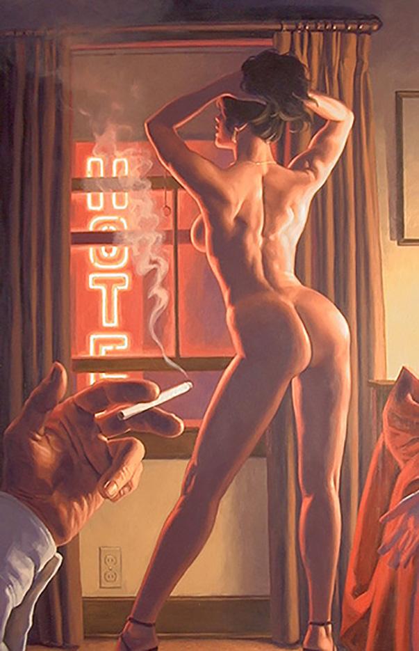 Грег Хильдебрандт (Greg Hildebrandt), Hotel