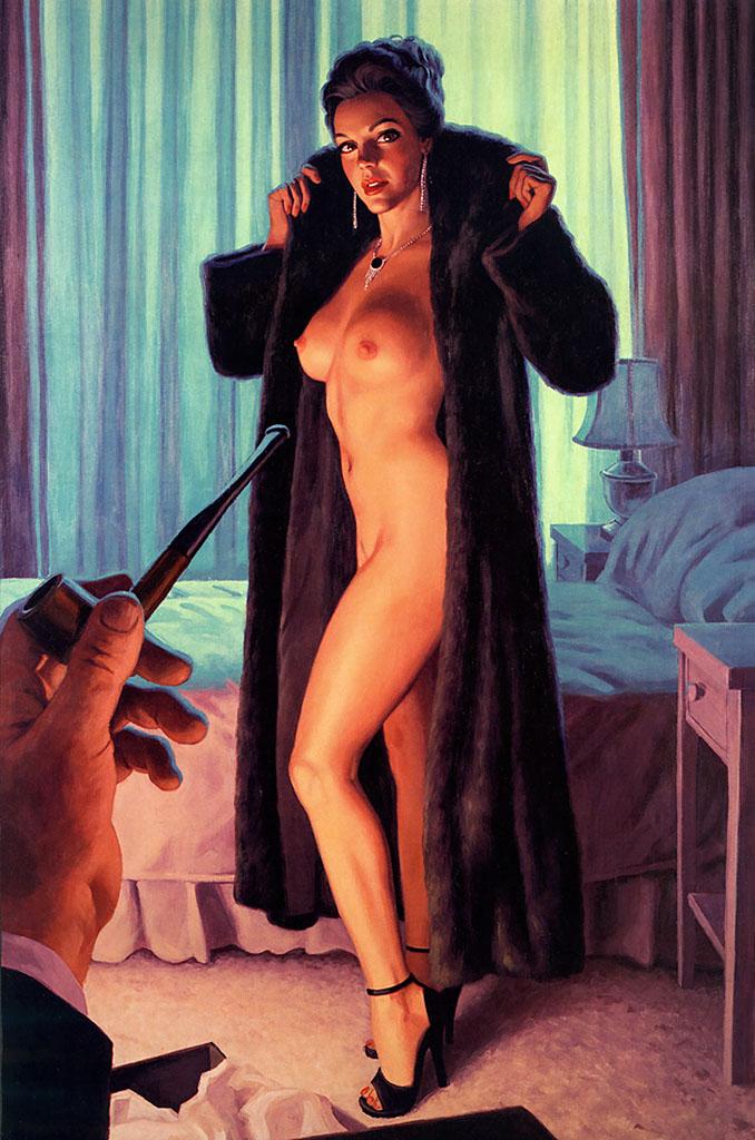 Грег Хильдебрандт (Greg Hildebrandt), Untitled - 47