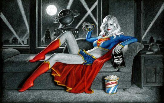 Грег Хильдебрандт (Greg Hildebrandt), Supergirl