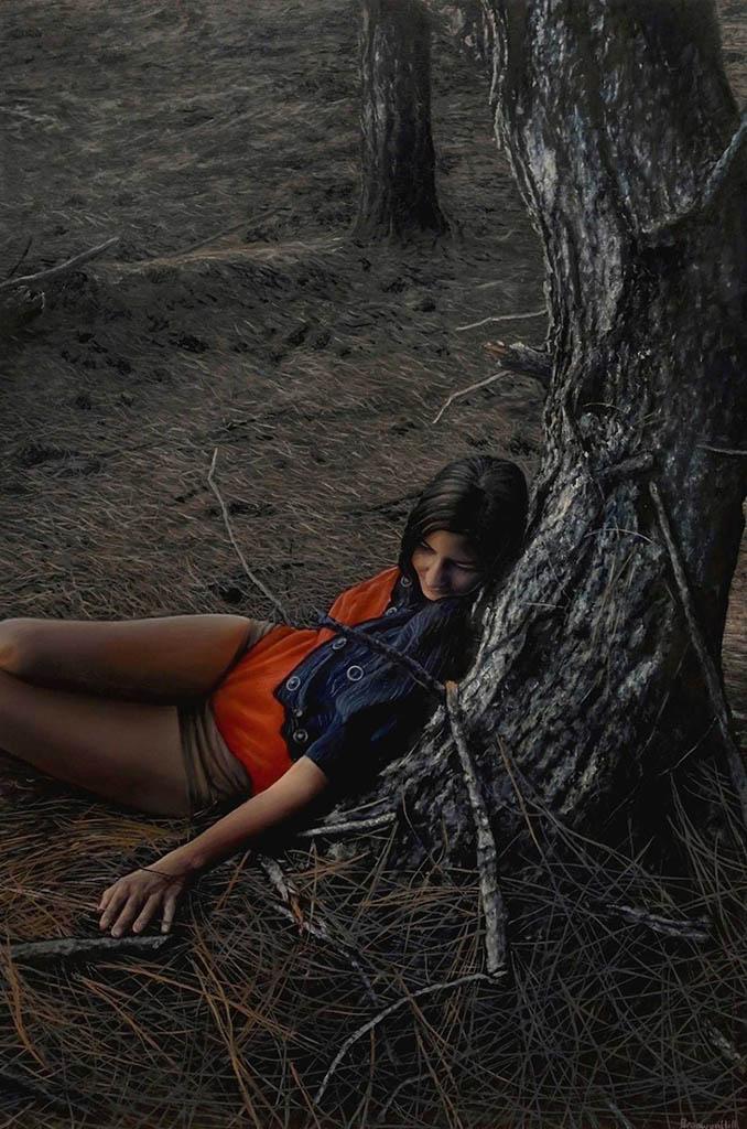 """Бронвин Хилл (Bronwyn Hill) """"In the Pines """""""