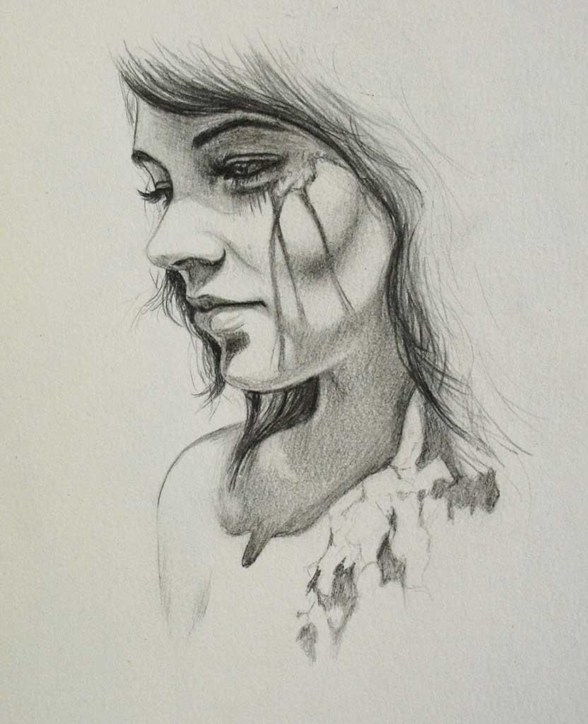 """Бронвин Хилл (Bronwyn Hill) """"Sketch - 31"""""""