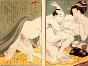 Кацусика Хокусай (Katsushika Hokusai), Shunga – 10