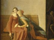 """Жан Огюст Доминик Энгр (Jean Auguste Dominique Ingres), """"Francoise de Rimini"""""""