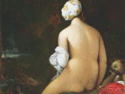 "Жан Огюст Доминик Энгр (Jean Auguste Dominique Ingres), ""The Small Bather"""