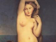 """Жан Огюст Доминик Энгр (Jean Auguste Dominique Ingres), """"Венера Анадиомена"""""""