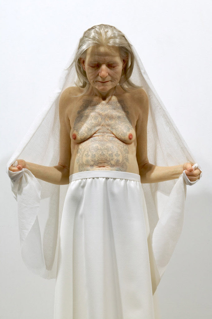 "Сэм Джинкс (Sam Jinks) ""Tattooed Woman"""