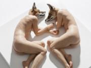 """Сэм Джинкс (Sam Jinks) """"Unsettled Dogs - 2"""""""