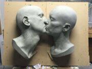 "Сэм Джинкс (Sam Jinks) ""Kissing Face"""
