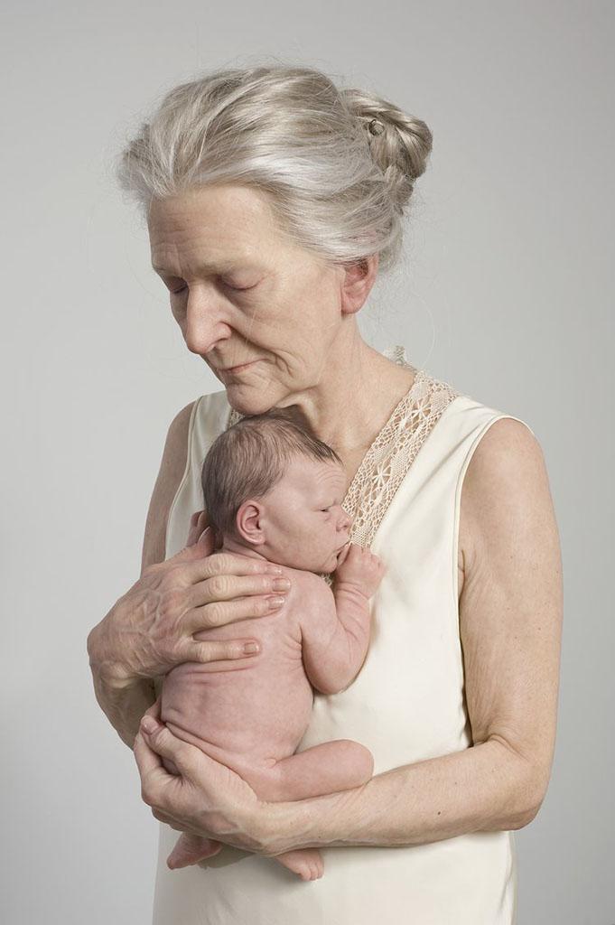 "Сэм Джинкс (Sam Jinks) ""Woman and Child"""