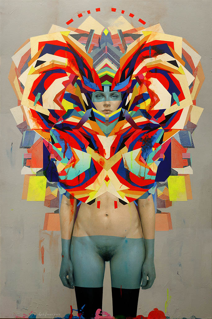 "Эрик Джонс (Erik Jones), ""The Dipped Seeker"""