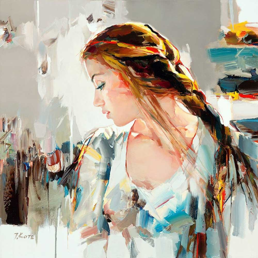 Джозеф Коут (Josef Kote), Gracefully Divine