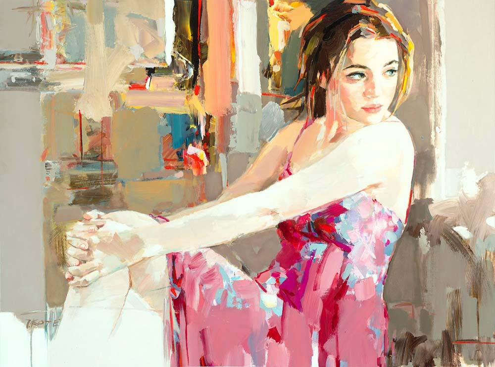 Джозеф Коут (Josef Kote), The Promise