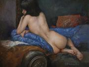 """Константин Качев (Konstantin Kacev) """"Lady Blue"""""""