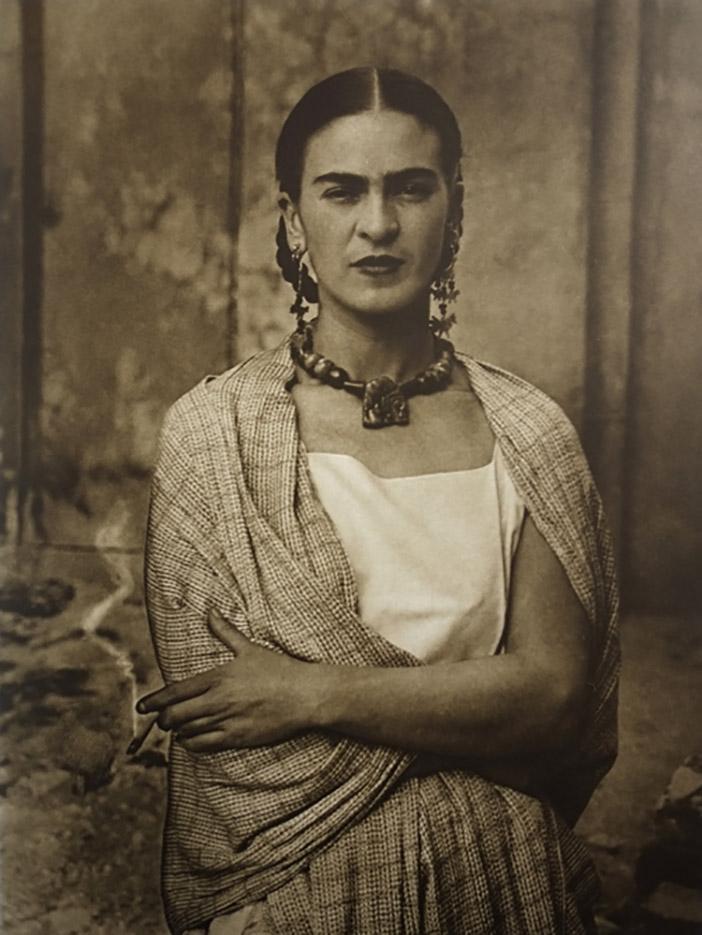 """Фрида Кало (Frida Kahlo), """"Фотография"""""""