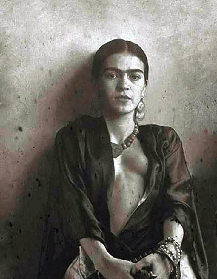 """Фрида Кало (Frida Kahlo), """"Фото"""""""