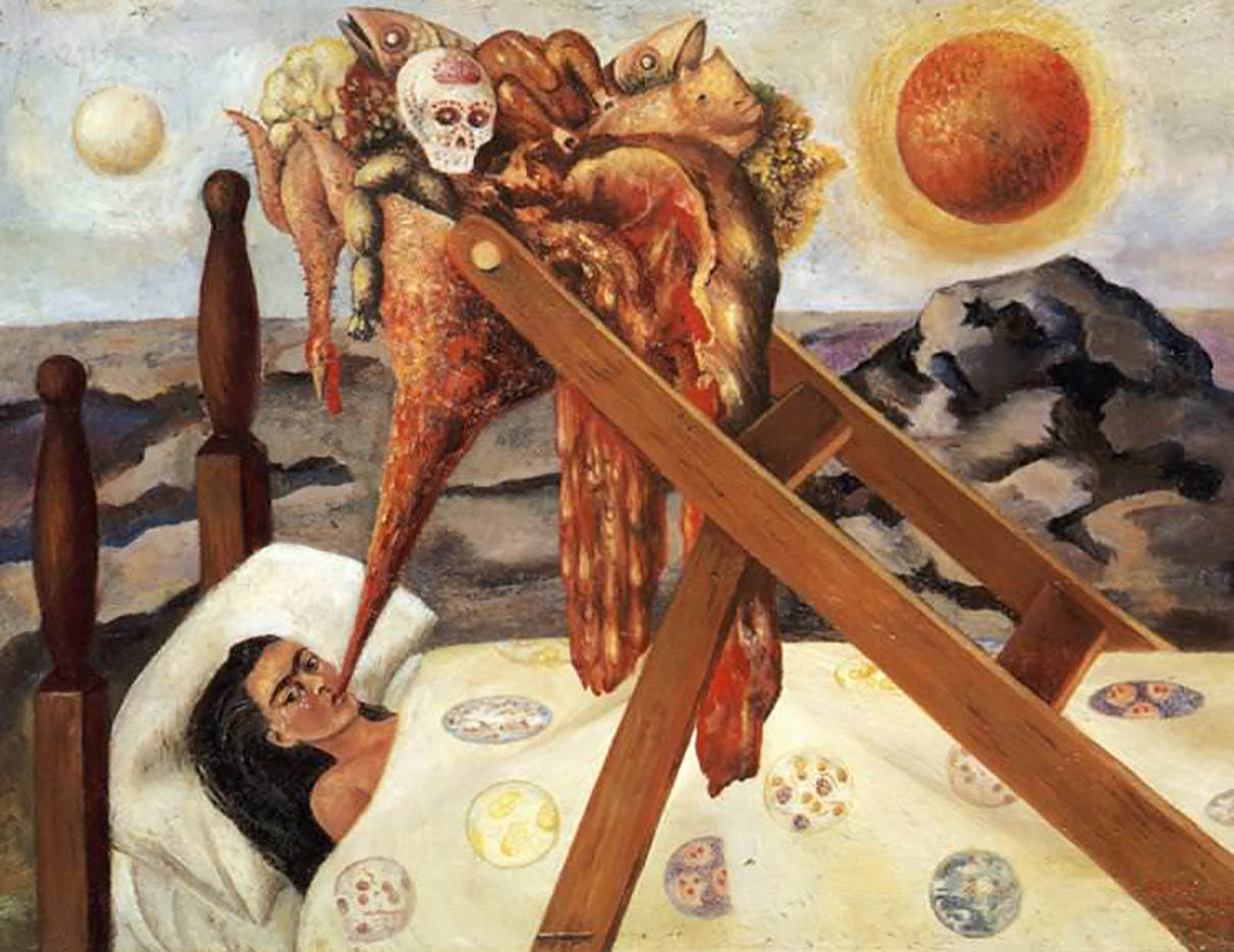 "Фрида Кало (Frida Kahlo), ""Without Hope"""