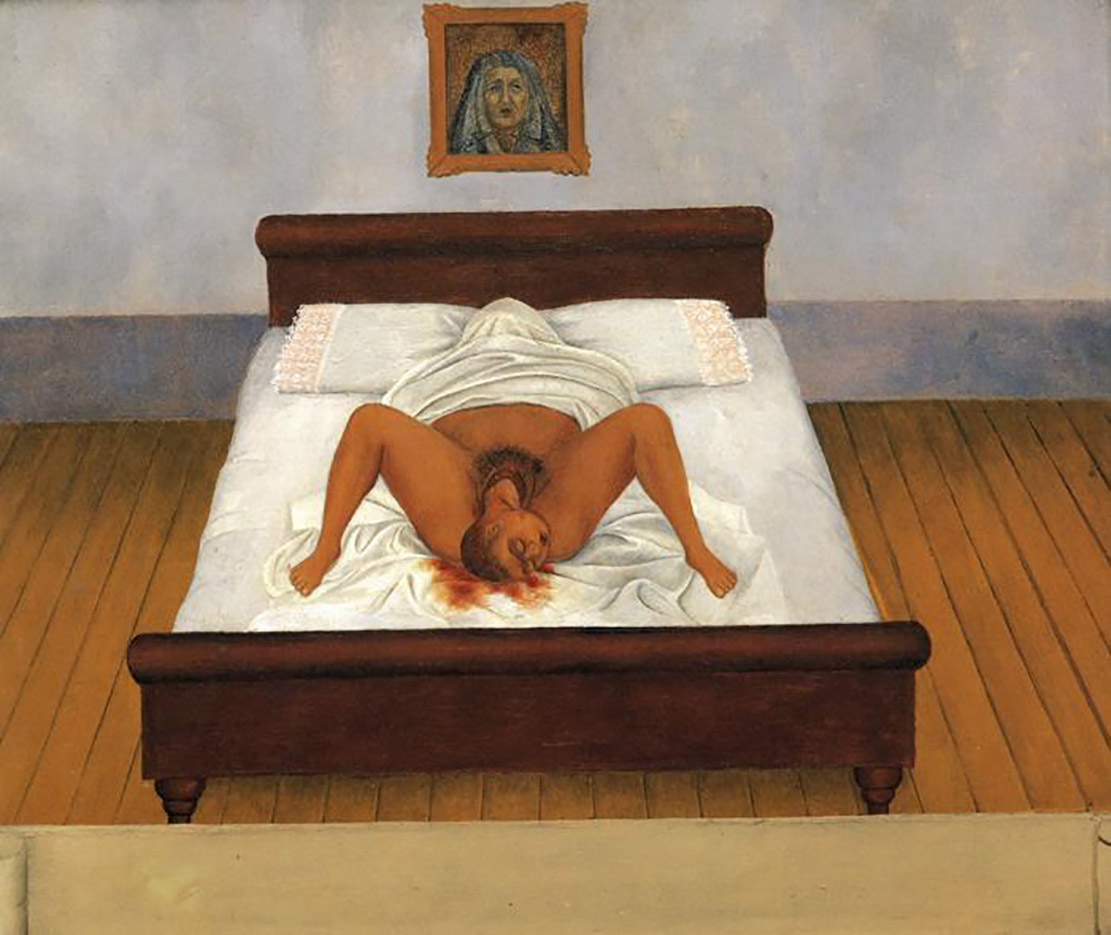 "Фрида Кало (Frida Kahlo), ""My Birth"""