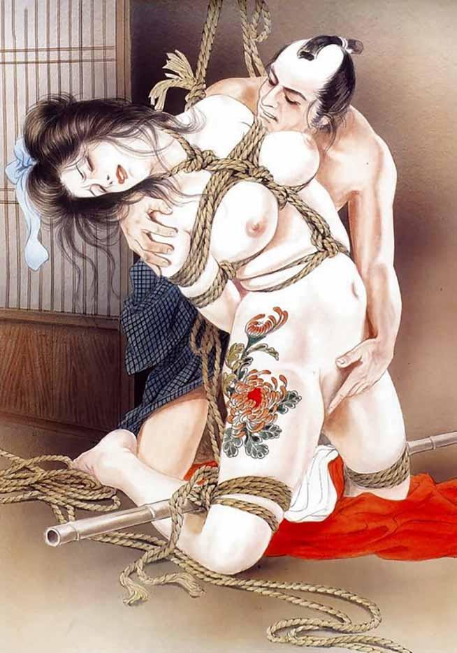 "Канаме, Озума Йоко (Kaname, Ozuma Yoko, Jito) ""Шибари, Сибари арт – 100 | Shibari art - 100"""