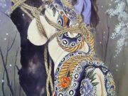 "Канаме, Озума Йоко (Kaname, Ozuma Yoko, Jito) ""Шибари, Сибари арт – 101 | Shibari art - 101"""