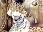 "Канаме, Озума Йоко (Kaname, Ozuma Yoko, Jito) ""Шибари, Сибари арт – 108 | Shibari art - 108"""