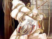 "Канаме, Озума Йоко (Kaname, Ozuma Yoko, Jito) ""Шибари, Сибари арт – 110 | Shibari art - 110"""