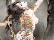 "Канаме, Озума Йоко (Kaname, Ozuma Yoko, Jito) ""Шибари, Сибари арт – 112 | Shibari art - 112"""