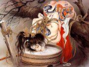 "Канаме, Озума Йоко (Kaname, Ozuma Yoko, Jito) ""Шибари, Сибари арт – 12 | Shibari art - 12"""