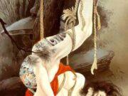 "Канаме, Озума Йоко (Kaname, Ozuma Yoko, Jito) ""Шибари, Сибари арт – 14 | Shibari art - 14"""