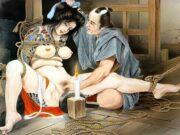 "Канаме, Озума Йоко (Kaname, Ozuma Yoko, Jito) ""Шибари, Сибари арт – 15 | Shibari art - 15"""